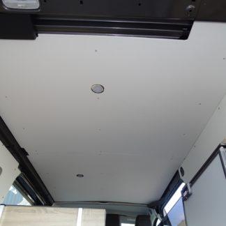 Plafond contreplaqué 5 mm vaigrage spots