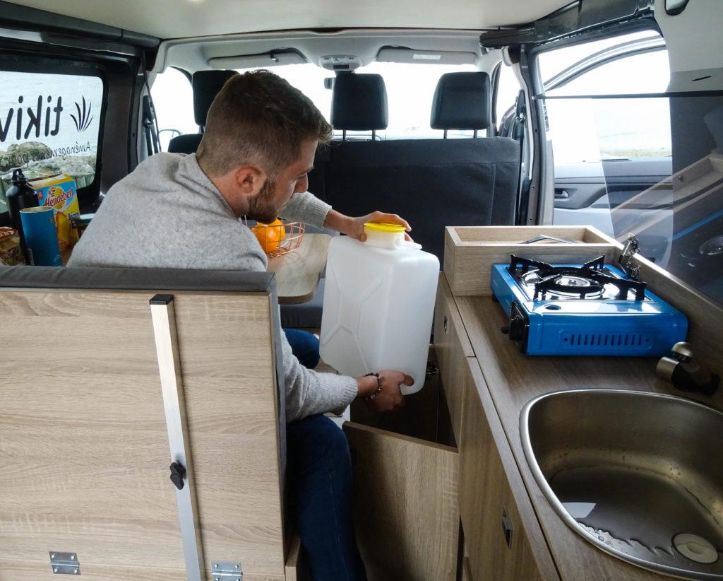 amenagement fourgon camping car pas cher