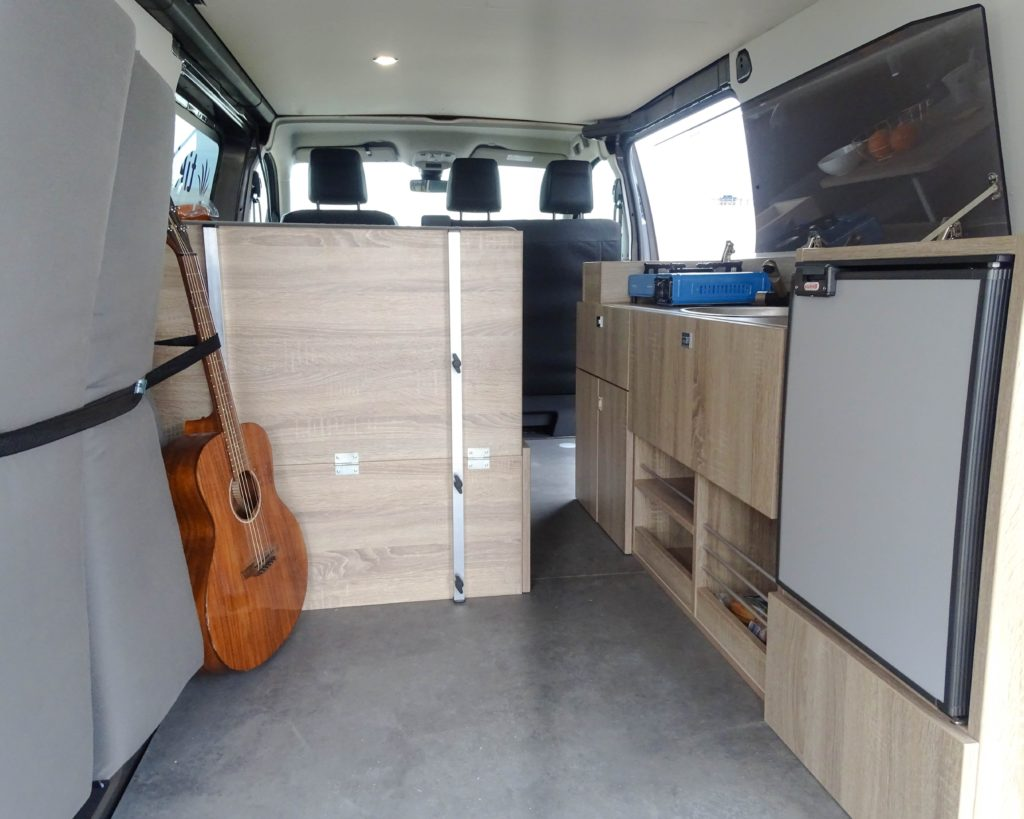 kit amenagement fourgon camping car jumpy