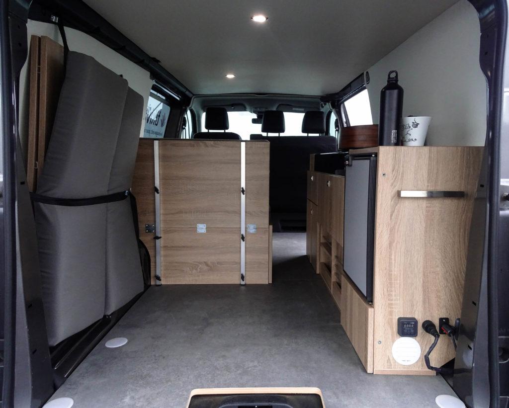 transformer sa voiture en camping car