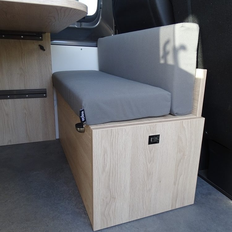 Photos amenagement camionette