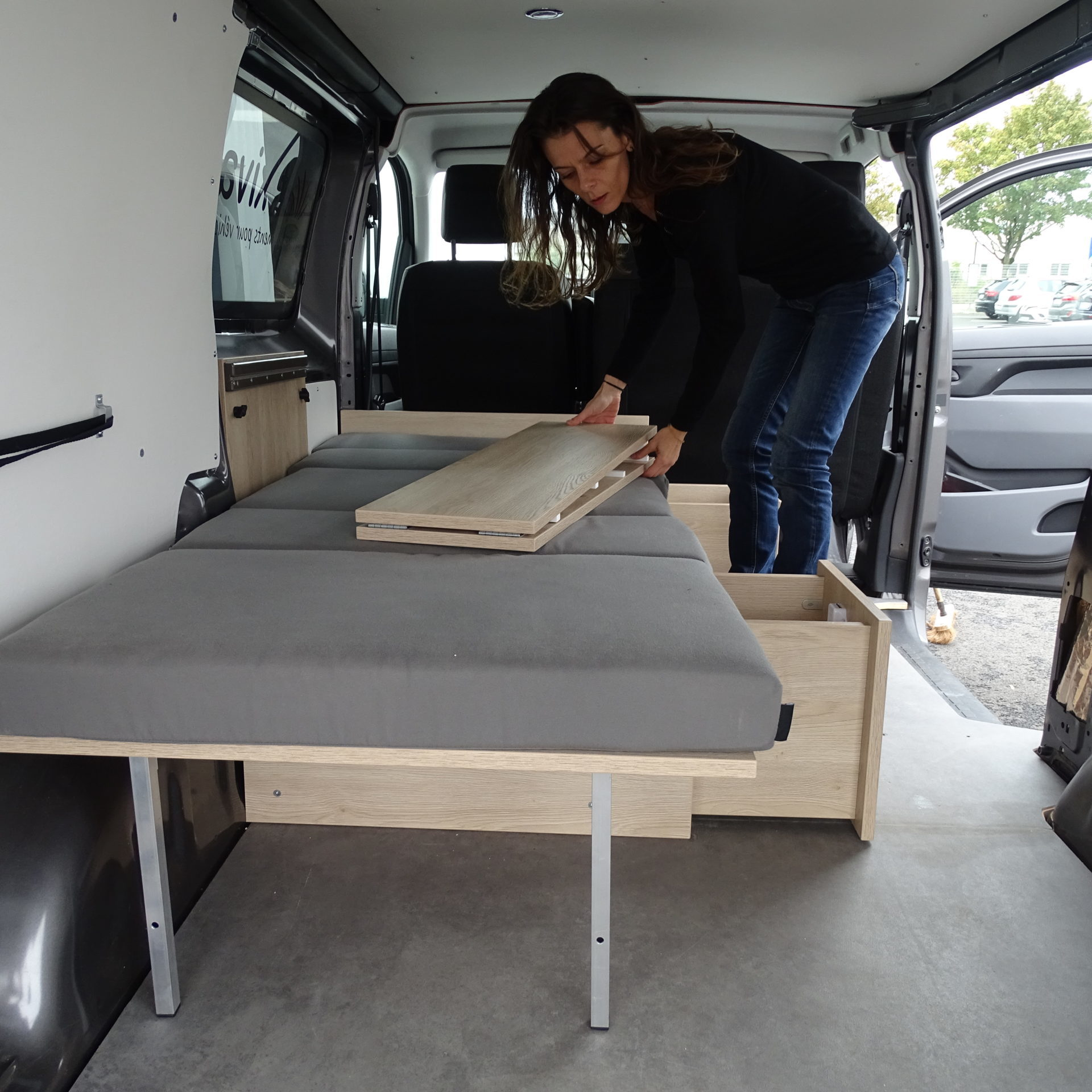 kit amenagement renault trafic